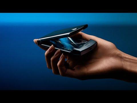 Flipping fantastic phone - Motorola razr