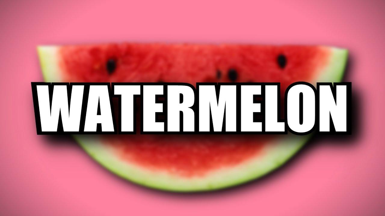 Asshole in watermelon