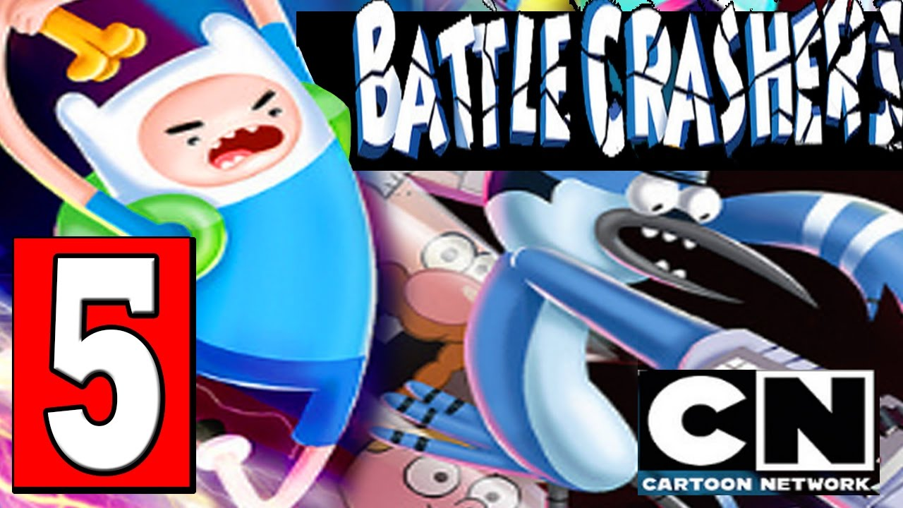 cartoon network battle crashers walkthrough part 5 level adventure