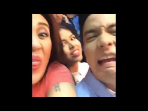 My Pabebe Love Behind the Scenes Kulit nina Alden Maine at Ms AiAi AlDub MaiDen