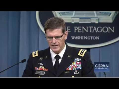 Gen. Votel Slams Iranian Naval Actions as 'Unprofessional'