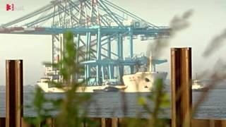 hitec - Der Seehafen in Rotterdam