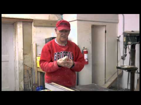Carpentry With Cannon Episode 1 The Makings Of Mullions