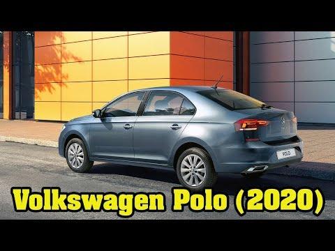 Volkswagen объявил цены на новый Polo в России. Новый Volkswagen Polo (2020).