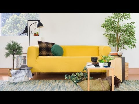 IKEA Klippan Sofa Makeover | Comfort Works Sofa Covers