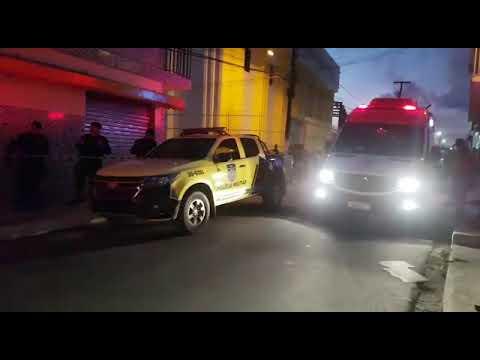 Homem é executado a tiros do lado de uma igreja em São Miguel dos Campos