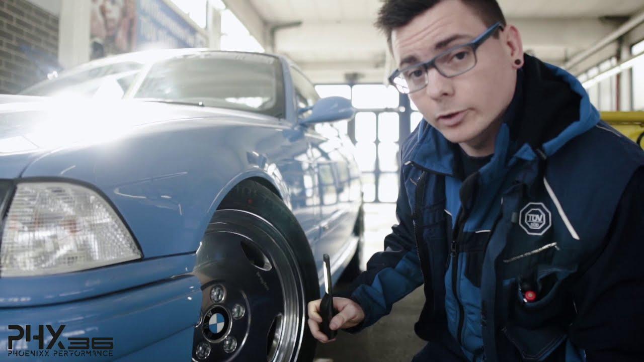 Tuner vs. TÜV - Der Test - Stillgelegt - BMW - Tuning - Polizei - TÜV SÜD
