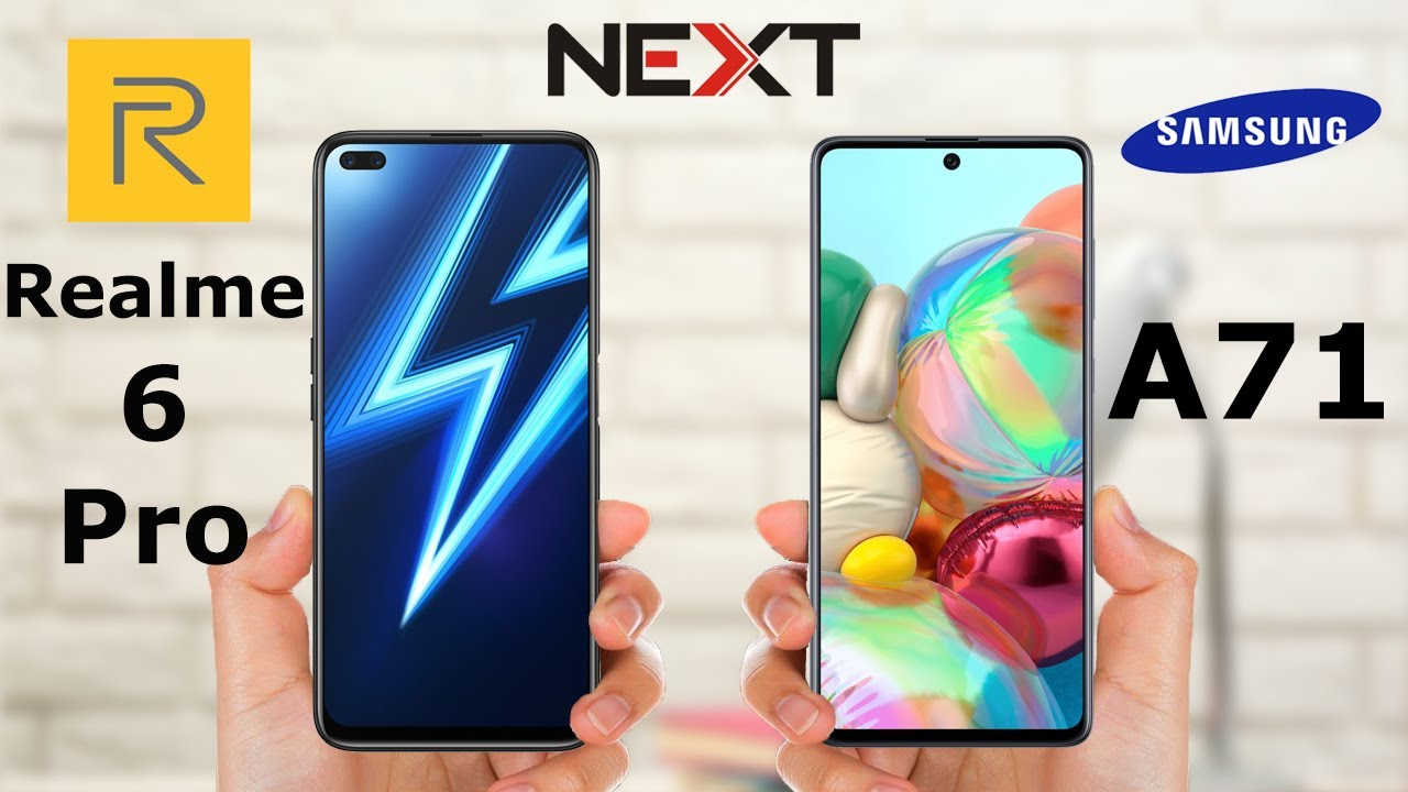 Photo of Realme 6 Pro vs Samsung A71 – سامسونج