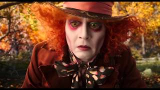 Alice Through The Looking Glass (2016) - Trailer #1 (VO)