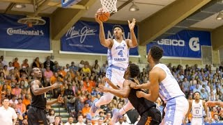UNC Men's Basketball: Carolina Sprints Past Oklahoma State, 107-75