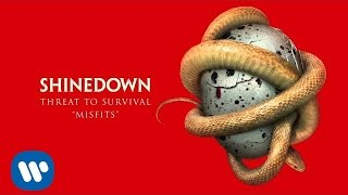 "Shinedown - ""Misfits"" (Official Audio)"