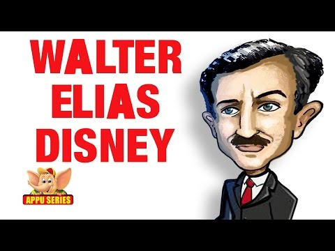 12 Things You Didn't Know About Walter Disney