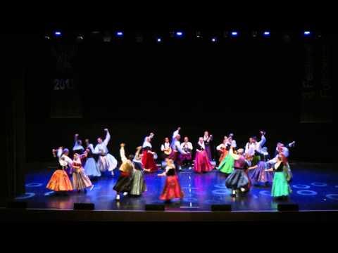 Balearic folk dance: Bolero de Palma