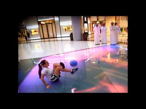 Laura Biondo visits Dubai part 1