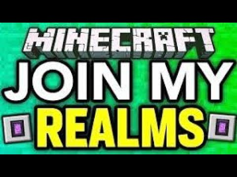Join My Realm SMP Realm Code
