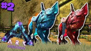 THE STRONGEST PACK OF DINOS IN THE NEW UPDATE! 15+ RAVENGERS - Ark Aberration #2 thumbnail