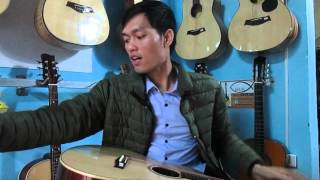 Đàn Guitar Acoustic Giá Rẻ - Chuẩn 1300k | Shop Guitar Isaac