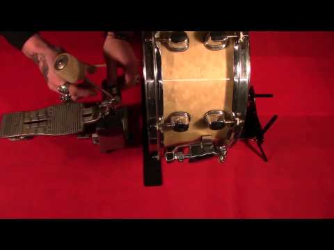 Foot Operated Snare Drum Kit by Side Kick Drums