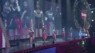 8月に結成以来初めての日本武道館公演を成功させた9nineが渋谷公会堂を...