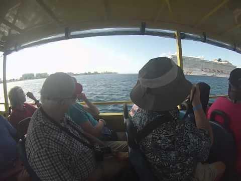 Amphibious Bus|Grand Cayman (Part 2)