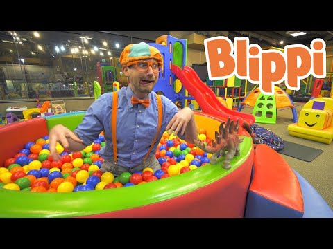 Learning With Blippi | Educational Videos For Kids | Blippi Official Channel