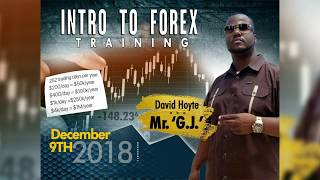 Intro to Forex Trading by Mr GJ | 12-9-2018