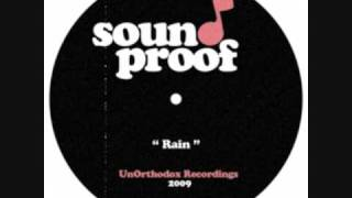 "Sound Proof - ""Rain"" Hip Hop Instrumentals"