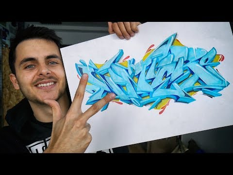 3 Secrets of GREAT Graffiti