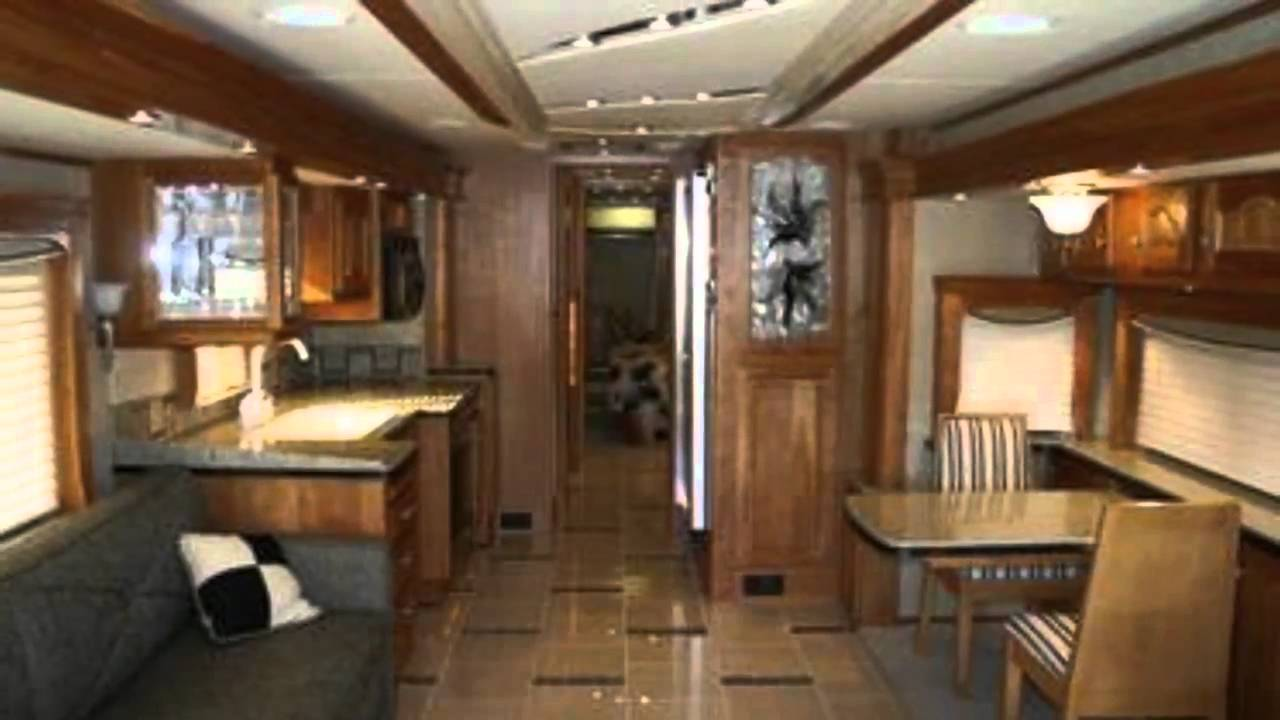 Luxury Rv Rental Country Coach Magna Youtube