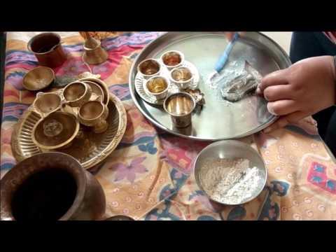 Clean/Polish silver (tarnish) at home - Tooth Powder method