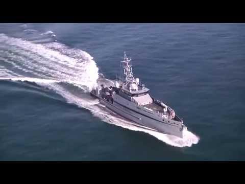 Cantiere Navale VIttoria - Offshore Patrol Vessel Guardia di FInanza