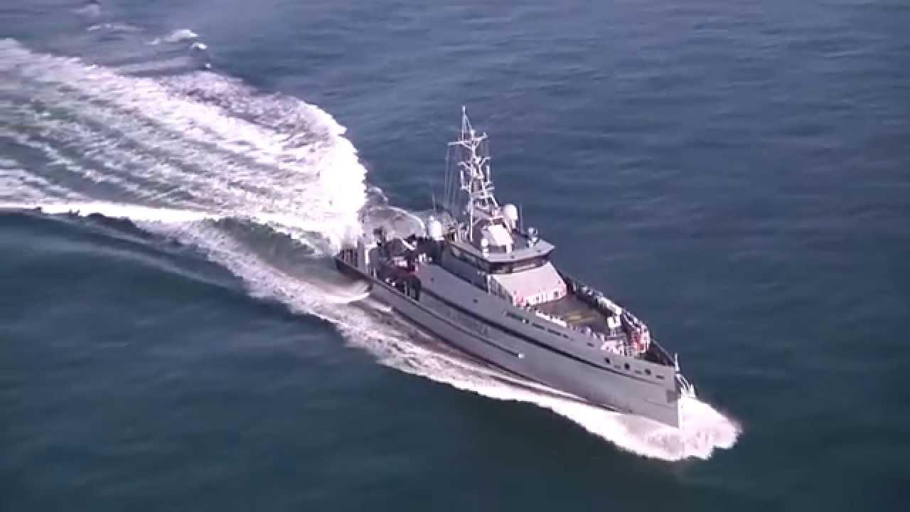 Cantiere Navale VIttoria - Offshore Patrol Vessel Guardia di ...