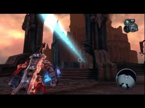 Let's Play Darksiders Blind Part 32- The Third Beam! (HD/PS3