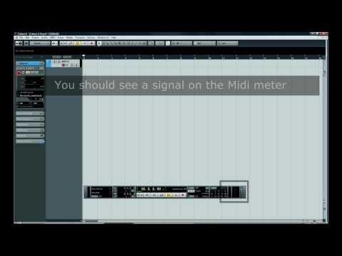 [Cubase Tutorials] - Step 1 - How to configure Cubase for first use ?