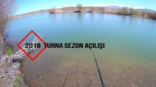 2018 TURNA AVI SEZON AÇILIŞI 1 nisan 2018 PİKE HUNTING SEASON OPENING
