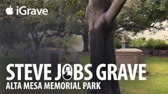 Steve Jobs Grave | Alta Mesa Memorial Park | Palo Alto, CA