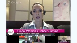 Eva LaRue Shares Her World Cancer Day Dedication