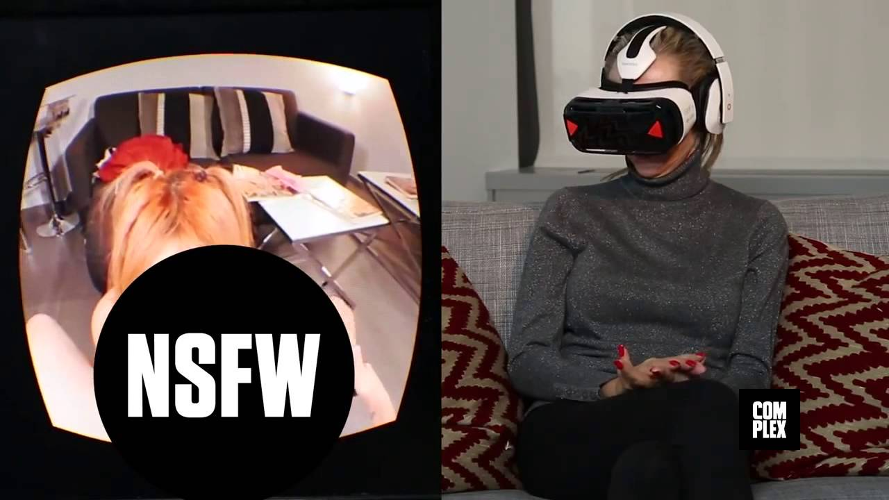 how to get vr porn