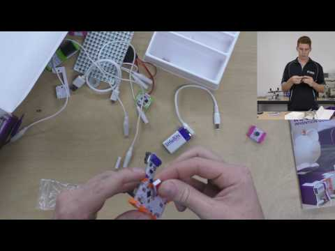 Our Review of littleBits Rule Your Room Kit