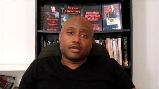 Black Men Refusing to be Clean-Up Men