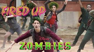 Disney ZOMBIES Original TV Movie Soundtrack | Fired Song Snippet
