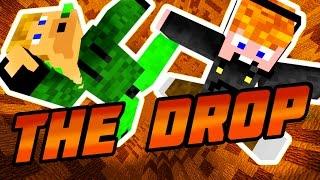 Minecraft - The drop [ZUHANÁS ÉS FÉLELEM!]