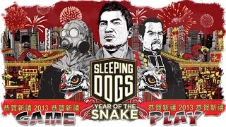 Sleeping Dogs - Year Of The Snake - Bomb Threat : Shopping Center // Transit Security - Gameplay III