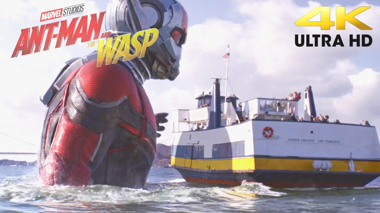 Download Giant-Man Scenes   Ant-Man and The Wasp   Ultra HD