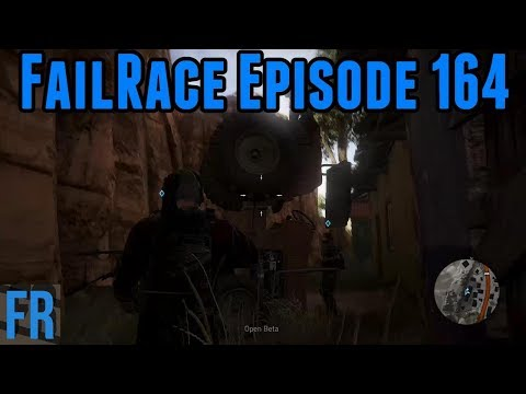 FailRace Episode 164 - Tractor Offroading