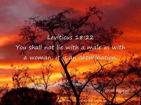 Bible Verses Against Sexual Immorality