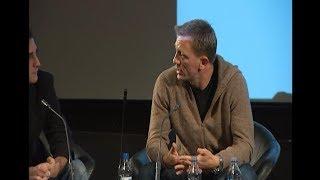 Layer Cake Panel - Daniel Craig, Matthew Vaughn - National Film Theatre London 2004