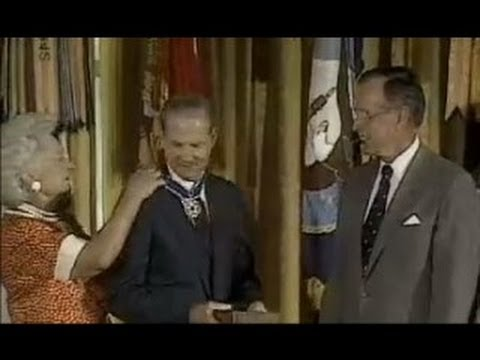 James Baker Awarded the Presidential Medal of Freedom (Desert Storm) 1991