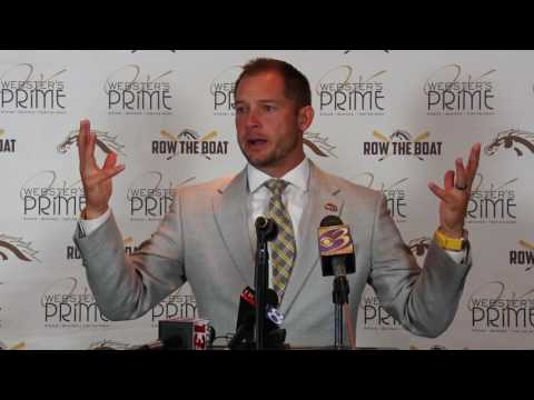 PJ Fleck Press Conference - Akron Week