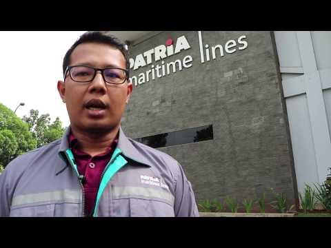 Patria Maritime Lines Akui Akurasi Vessel Tracking System dari Imani Prima